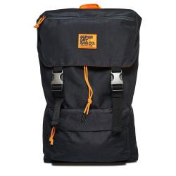 Sac à Dos Superdry Dc Hyper Backpack Black Marl