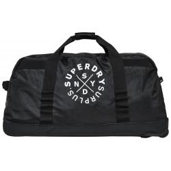 Sac de Voyage Superdry Surplus Goods Kitbag Black