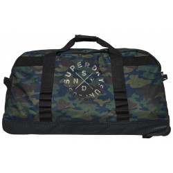 Sac de Voyage Superdry Surplus Goods Kitbag Camo