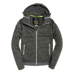 Sweat Capuche Superdry Storm Double Zip Castelrock