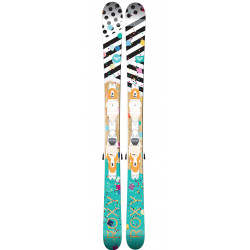 Pack Ski + Fixations Roxy Bonbon + Xpress 7 b83