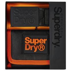 Coffret Superdry Lineman Gift Set Black