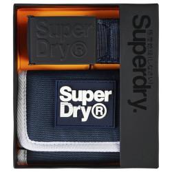 Coffret Superdry Lineman Gift Set Dark Navy