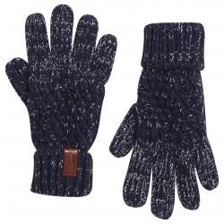 Gants Superdry Nebraska Glove Navy Sparkle