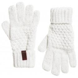 Gants Superdry Nebraska Glove Cream Sparkle