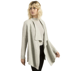 Cardigan Volcom Cold Daze Wrap Heather Grey