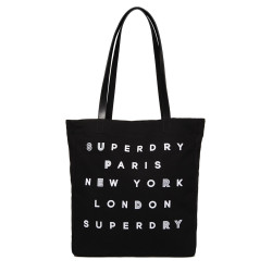 Sac Fourre-Tout Superdry Etoile Parisian Shopper