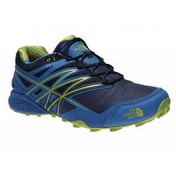 Baskets The North Face Ultra Endurance Mt Blue Green