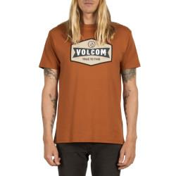 T-Shirt Volcom Budy Bsc SS Copper