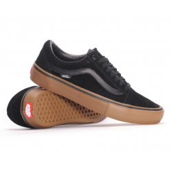 Baskets Vans Old Skool Black gum