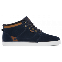 CHAUSSURE MODE ETNIES JEFFERSON MID NAVY / BROWN / WHITE