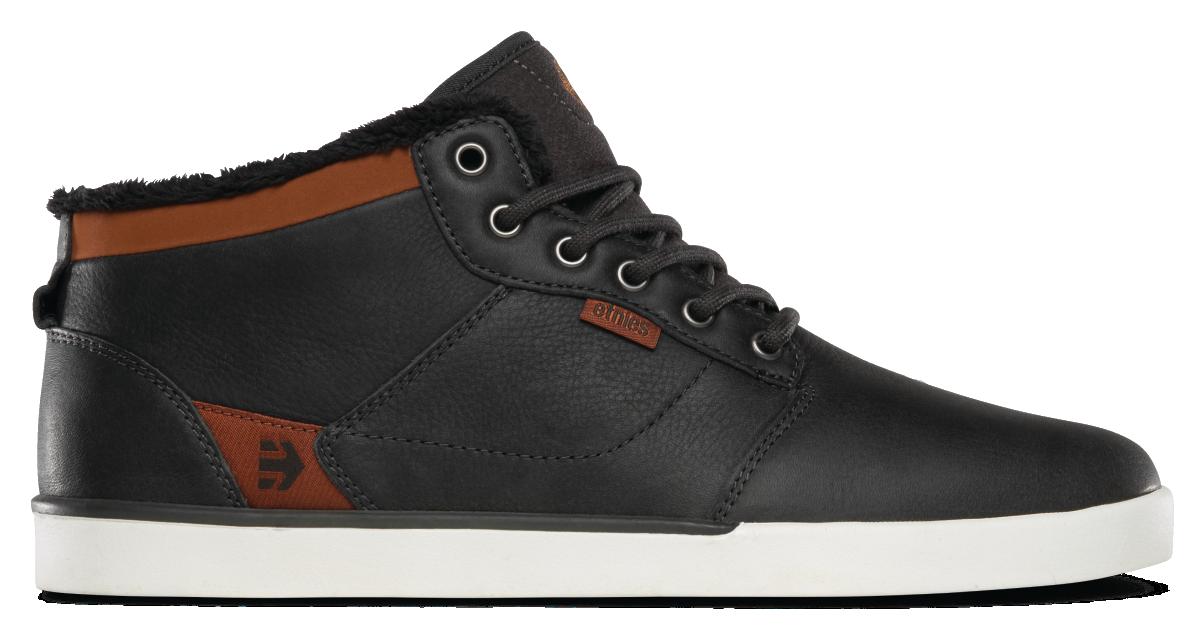 Chaussures Etnies Dark Mid Grey Jefferson jA534LR