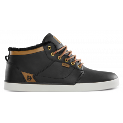 Chaussures Etnies Jefferson Mid LX SMU Black/Brown