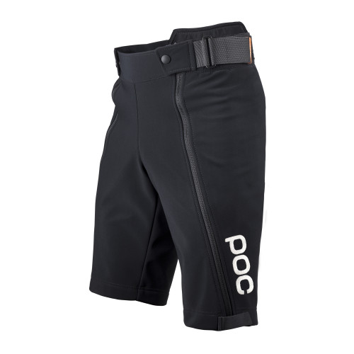 SHORT POC RACE SHORTS URANIUM BLACK