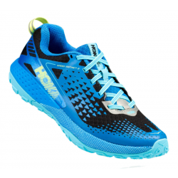 Chaussure De Trail Hoka One One Speed Instinct Blue Aster