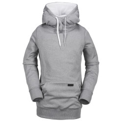Sweat Volcom Yerba P/Over Fleece Heather Grey