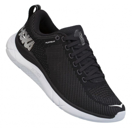 Chaussures Running Hoka One One Hupana Black VfsTCNga0I