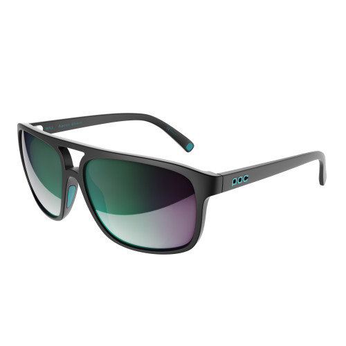 POC WILL AARON BLUNCK BLACK VERRE BROWN/GREEN MIRROR