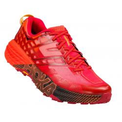 Chaussures De Trail Hoka One One Speedgoat 2 True Red Chili