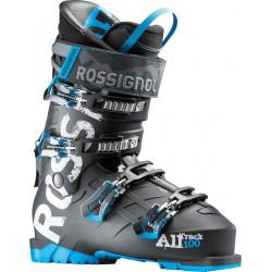 Chaussures De Ski Rossignol Alltrack 100 Black/Blue