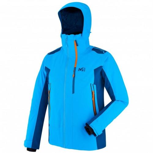 Qgazwecx De Jkt Stretch Ski Electric Poseidon Blue Veste 724 Millet SqEwz1B