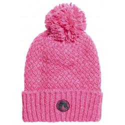 Bonnet Superdry Clarrie Stitch Beanie Fluro Pink