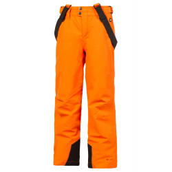 Pantalon De Ski Protest Bork Jr Bright Orange