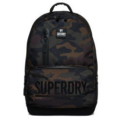 Sac Superdry Surplus Goods Multizip Montana Camo