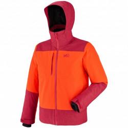 Veste De Ski Millet Bullit II Jkt Orange / Deep Red