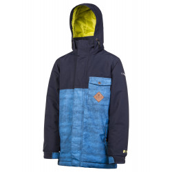 Veste De Ski Protest Fink Jr Ground Blue