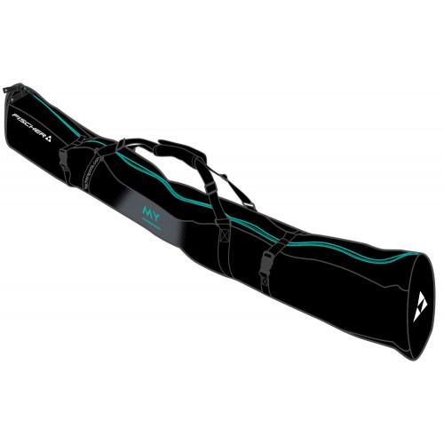 Housse skis skicase alpine my style de fischer sur for Housse a ski