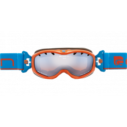 Masque De Ski Cairn Rush Spx3000 Orange Bleu