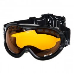 Masque De Ski Cairn Optics Otg Cmax Noir Mat