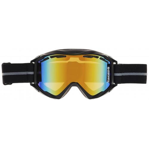 d7cc6944ec8740 Masque De Ski Superdry Glacier Snow Black   Orange - PRECISION SKI