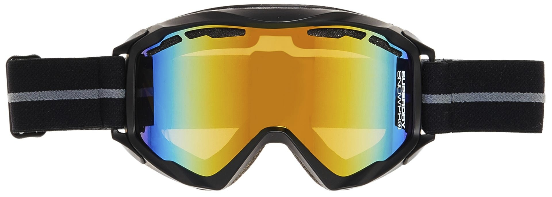 Superdry Black De Glacier Ski Orange Masque Snow 7IYbf6ymgv