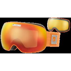 Masque De Ski Cairn Gravity Spx3000 Orange Mat