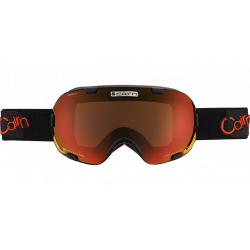 Masque De Ski Cairn Spirit Spx3000I Noir / Orange