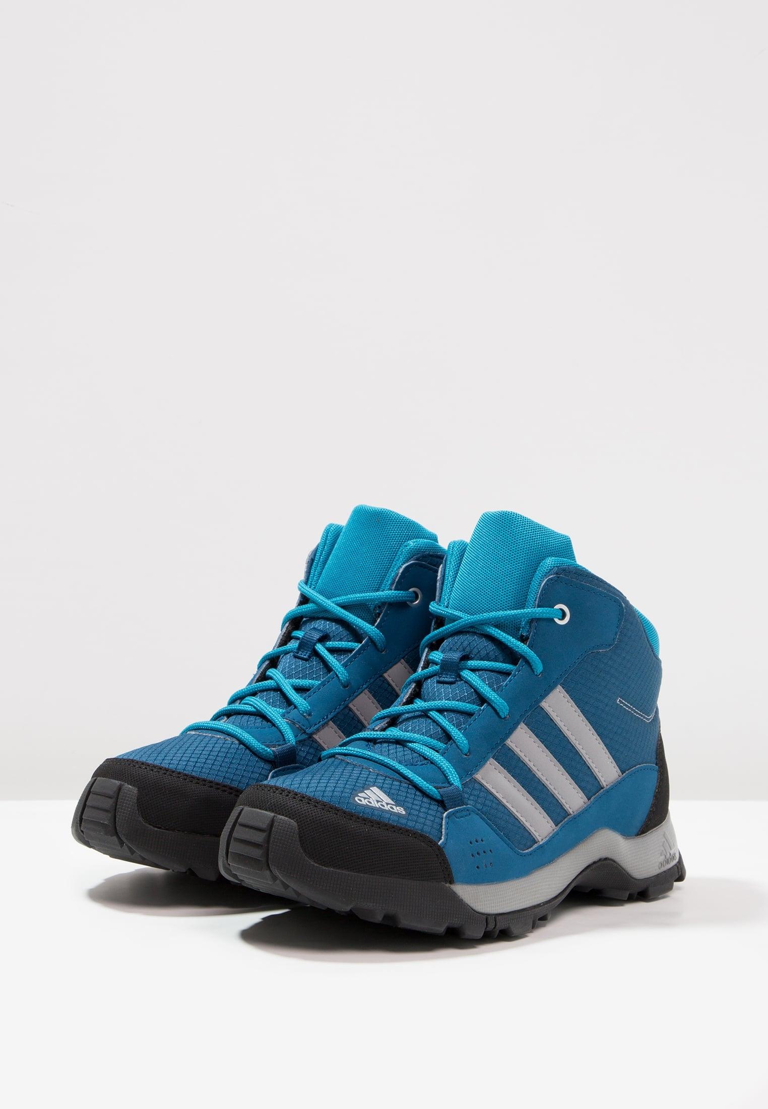 Chaussures Adidas Randonnée Gris Bleu Hyperhiker K Ibf67Yvgy