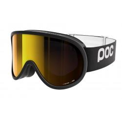 Masque de Ski Poc Retina Uranium Black / Pink Gold