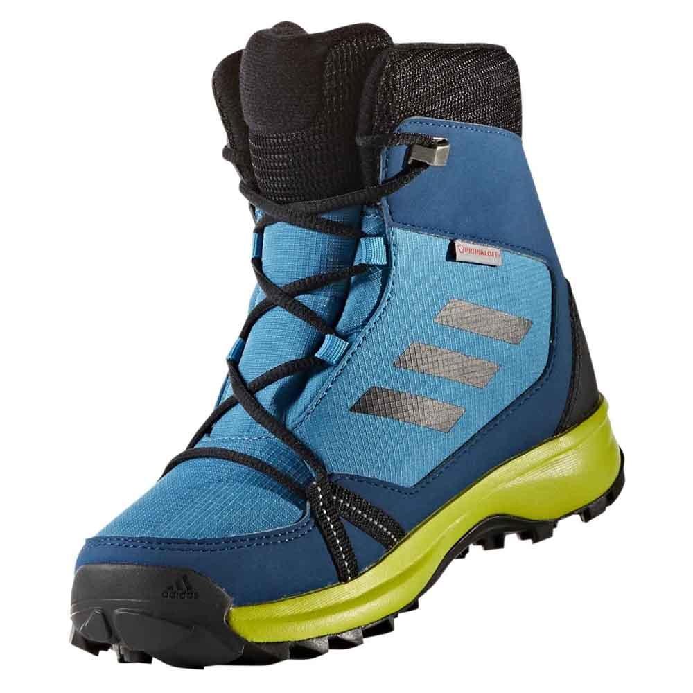 Adidas Snow Bleu Chaussures Randonnée Terrex c3KT1JFul