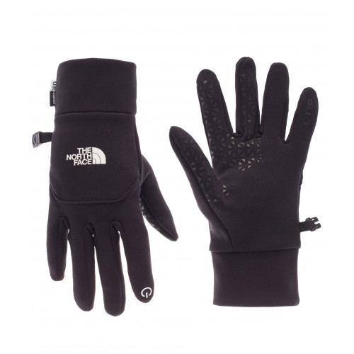 gants the north face etip glove tnf black w precision ski. Black Bedroom Furniture Sets. Home Design Ideas