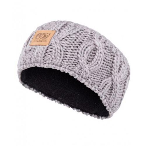 bandeau picture organic haven headband grey precision ski. Black Bedroom Furniture Sets. Home Design Ideas