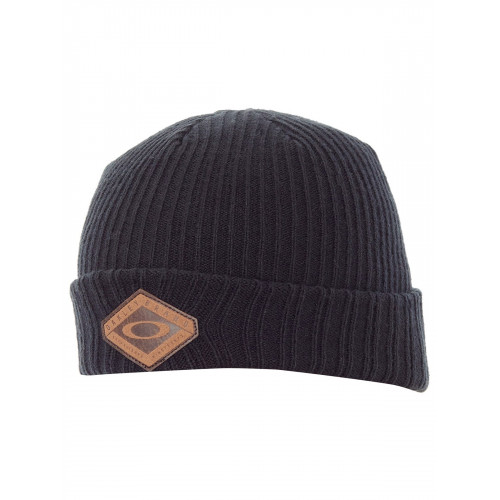 Bonnet Oakley Dead Tree Cuff Beanie Blackout