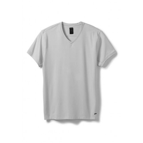 T Shirt Homme Oakley 2014 Icon V-neck Tee