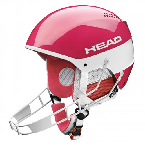 casque de ski enfant head stivot youth sl pink precision ski. Black Bedroom Furniture Sets. Home Design Ideas