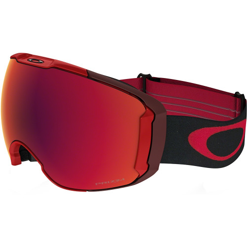 masque oakley airbrake xl lines red prizm torch precision ski. Black Bedroom Furniture Sets. Home Design Ideas