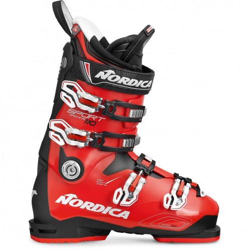 chaussures ski nordica sportmachine 110 nero rosso. Black Bedroom Furniture Sets. Home Design Ideas