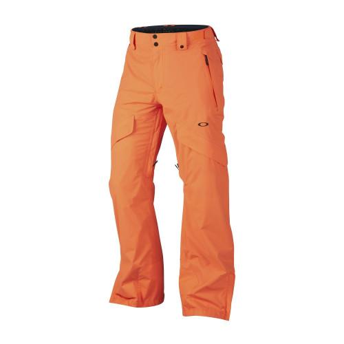 pantalon de ski oakley vertigo 15k biozone orange. Black Bedroom Furniture Sets. Home Design Ideas