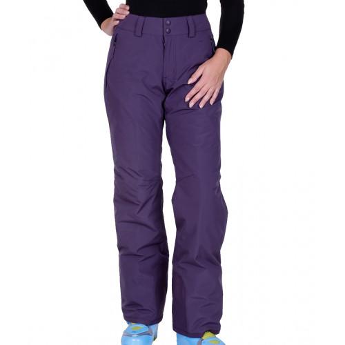 pantalon de ski the north face w chavanne eggplant precision ski. Black Bedroom Furniture Sets. Home Design Ideas