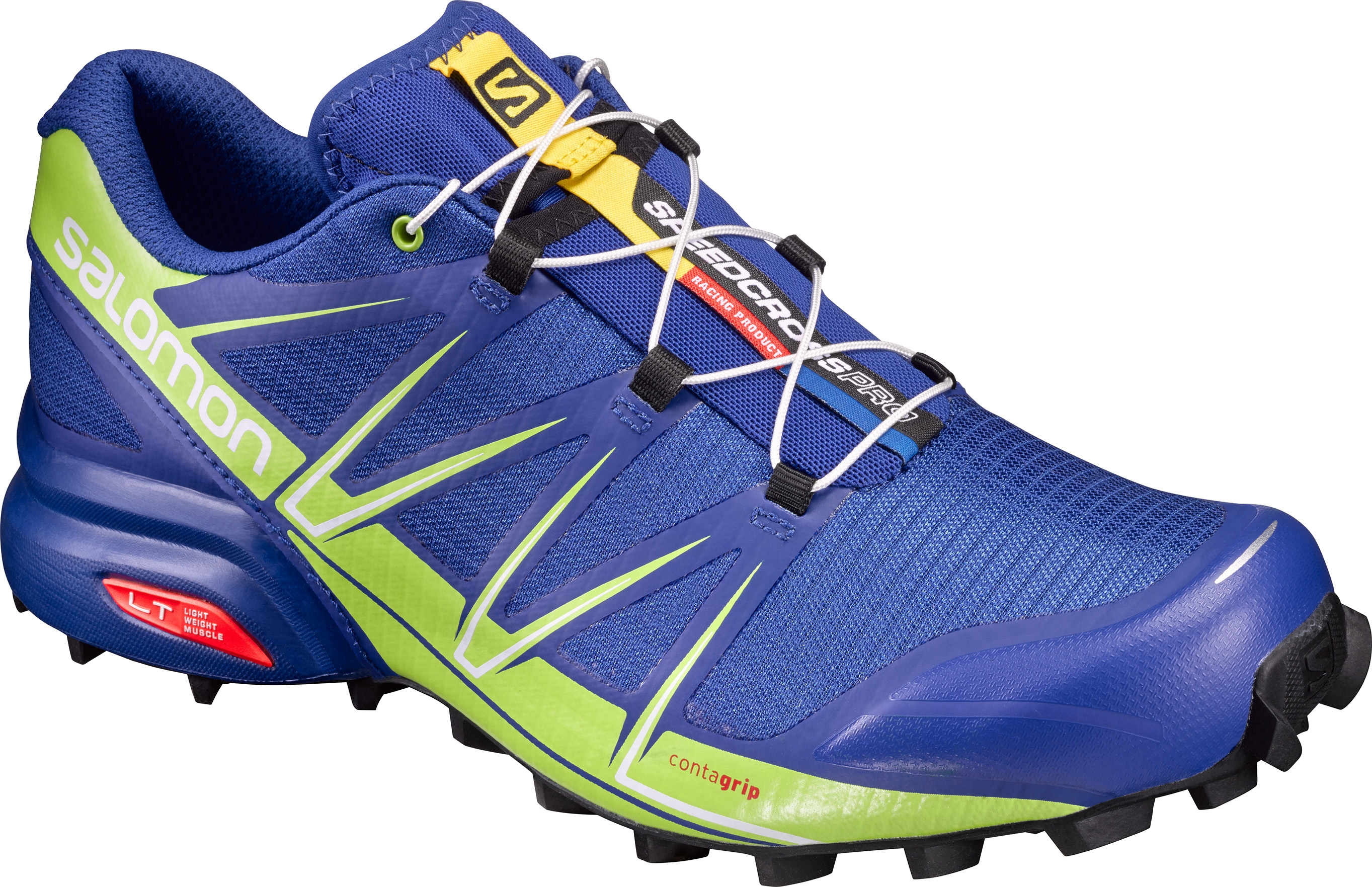 Salomon Speedcross Surf Pro Trail The Green Chaussures Weblime WYEH92DI